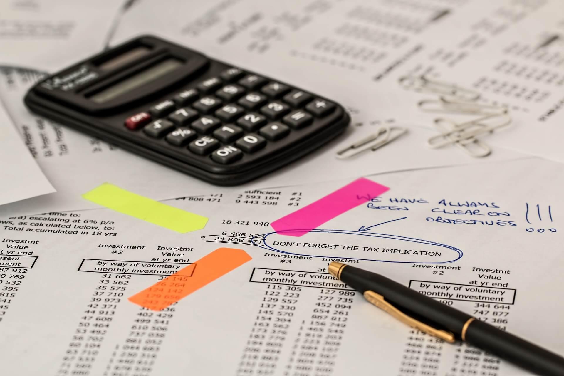 Geldanlage berechnen
