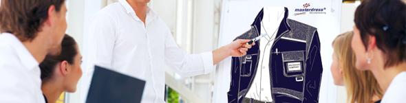 Einheitliche Berufsbekleidung für Ihr Unternehmen