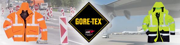 Berufskleidung mit GORE-TEX® Membran