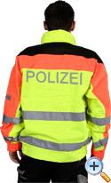Polizei Reflexlogo