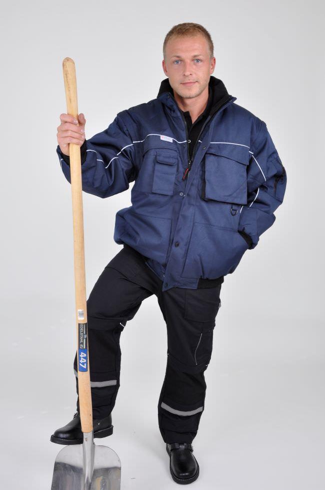 Windchill-Effekt - unsere Kleidung schützt Sie!