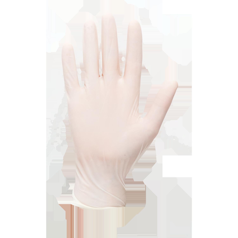Latex Einweghandschuhe gepudert oder ungepudert