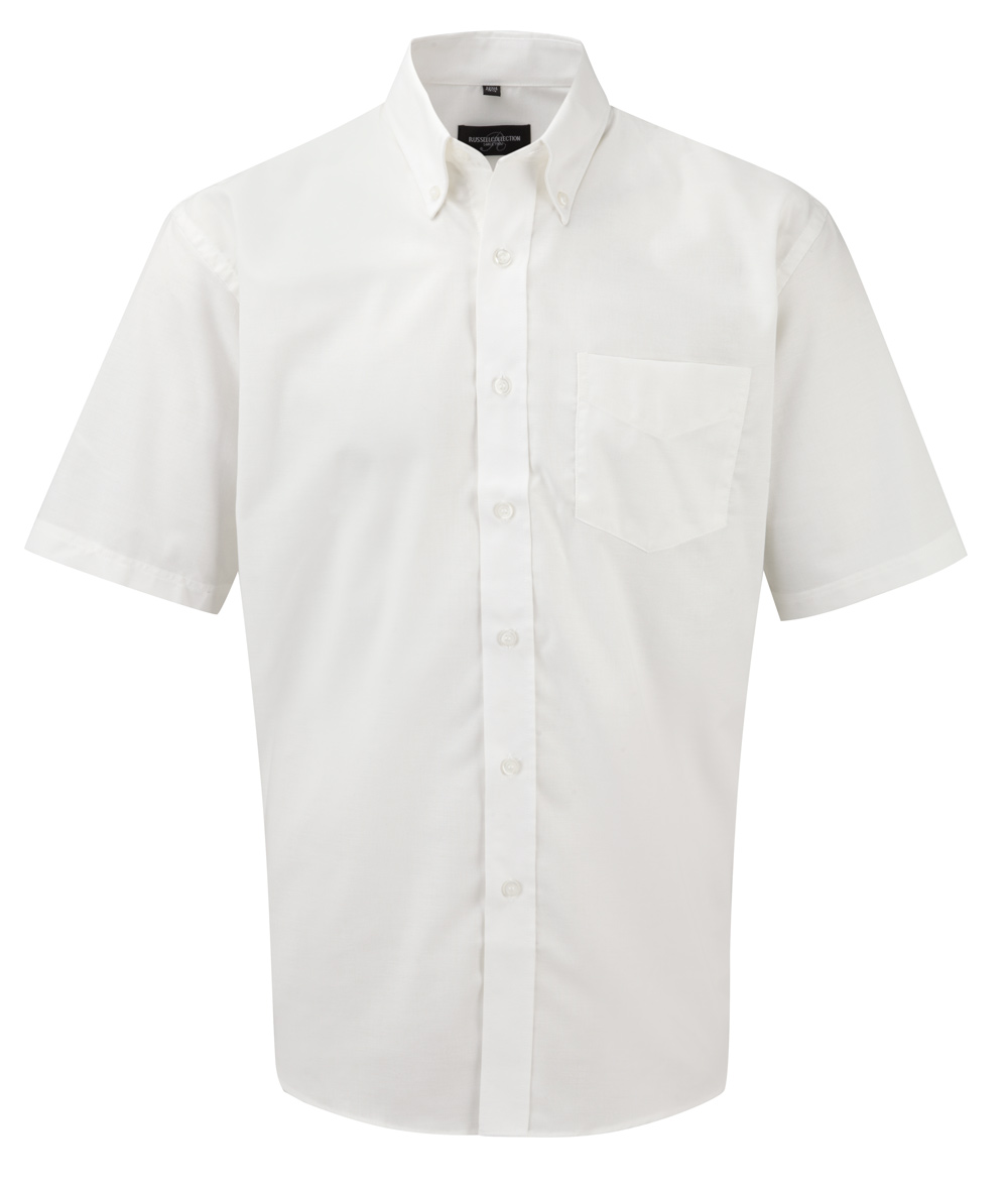 Oxford Herrenhemd kurzarm
