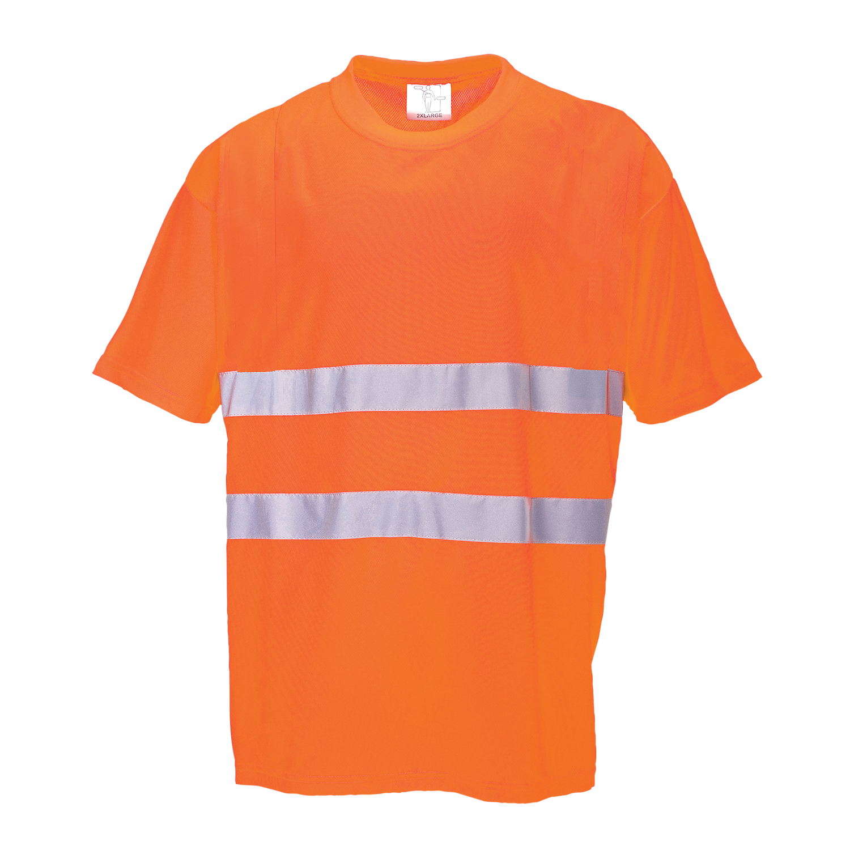 Warnschutz T-Shirt Hi-Cool