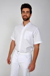 Original Eppendorfer Arzthemd mit Stehkragen