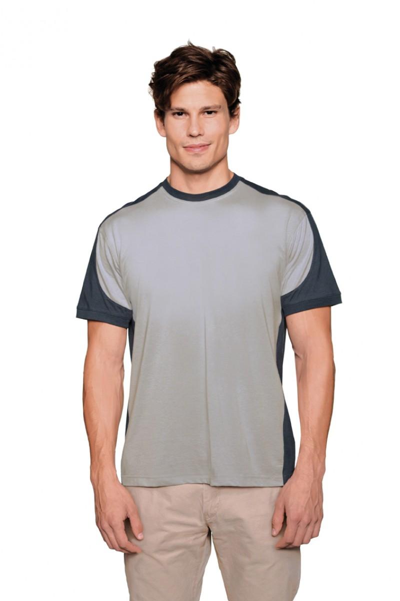 Herren T-Shirt Performance Contrast