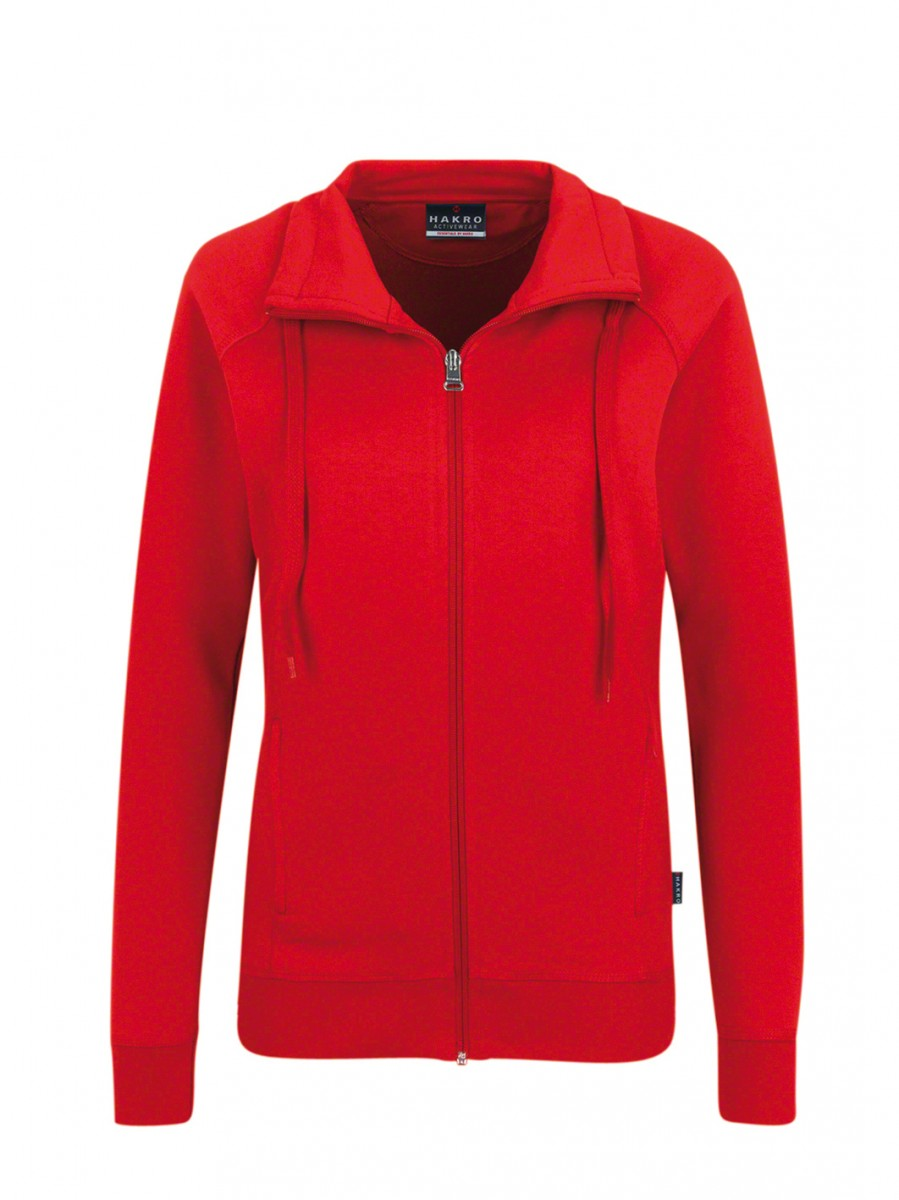 Damen College Sweatjacke