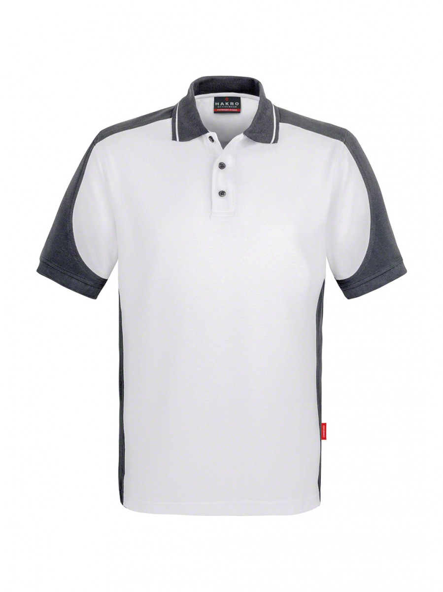 Herren Poloshirt Performance Contrast