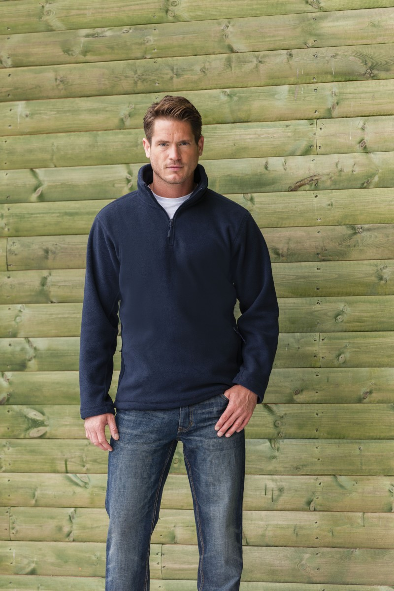 Outdoor Fleece Troyer