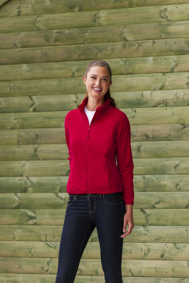 Women's Microfleece Jacke