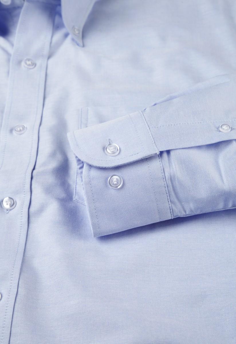 Oxford Herrenhemd langarm