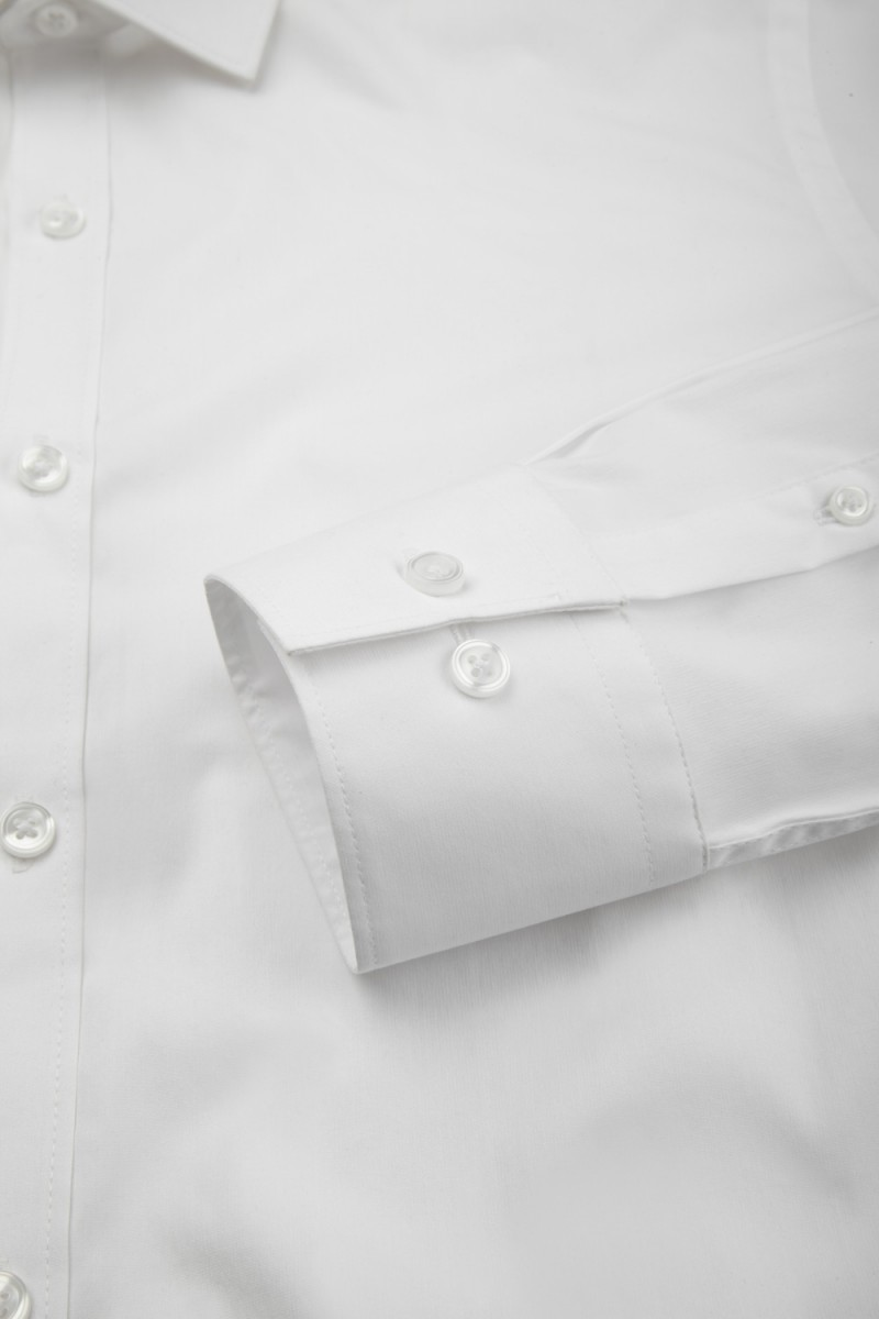 Ultimate Stretch Herrenhemd langarm