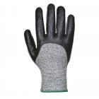 Schnittschutzhandschuh mit Nitril-Beschichtung