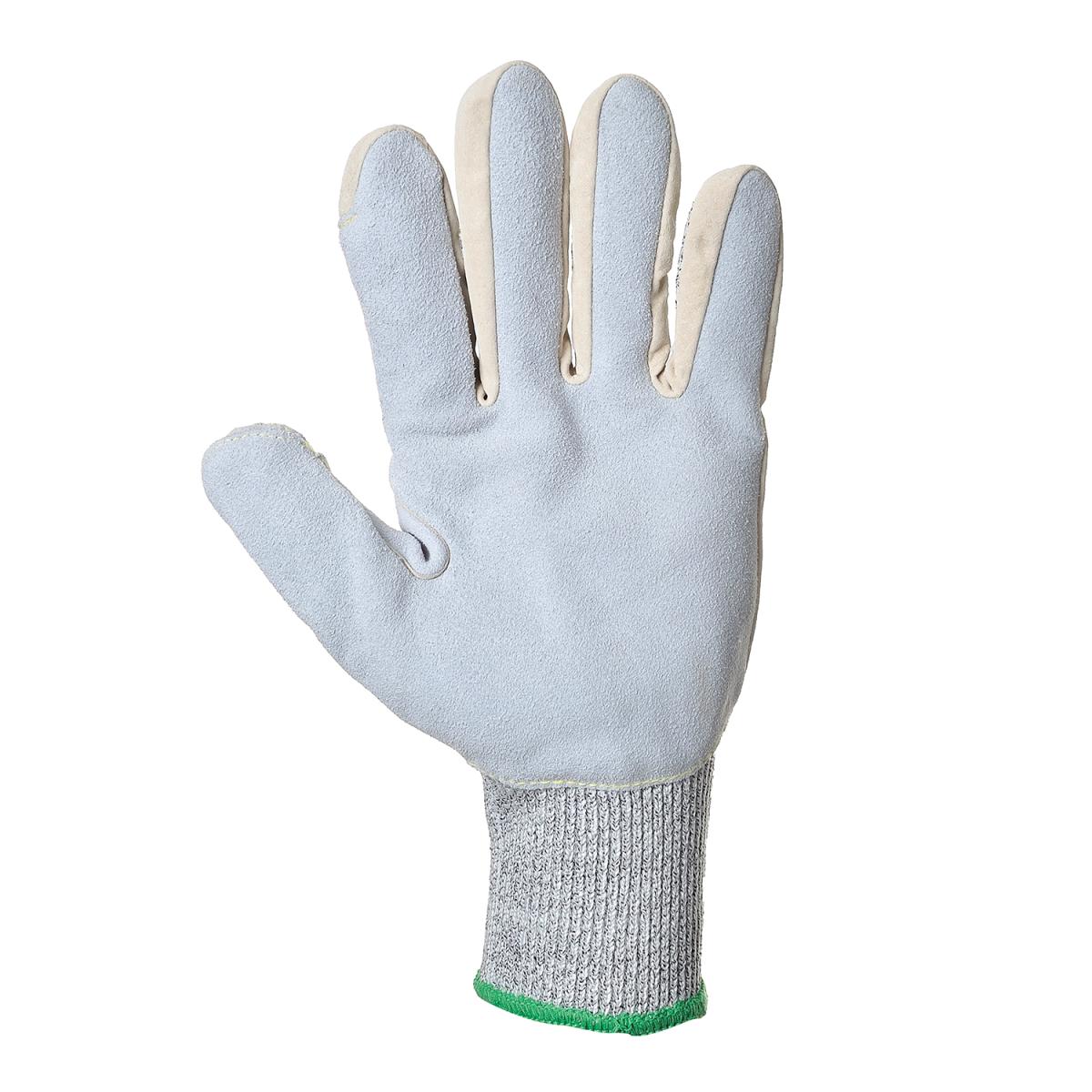 Schnittschutz Lederhandschuh