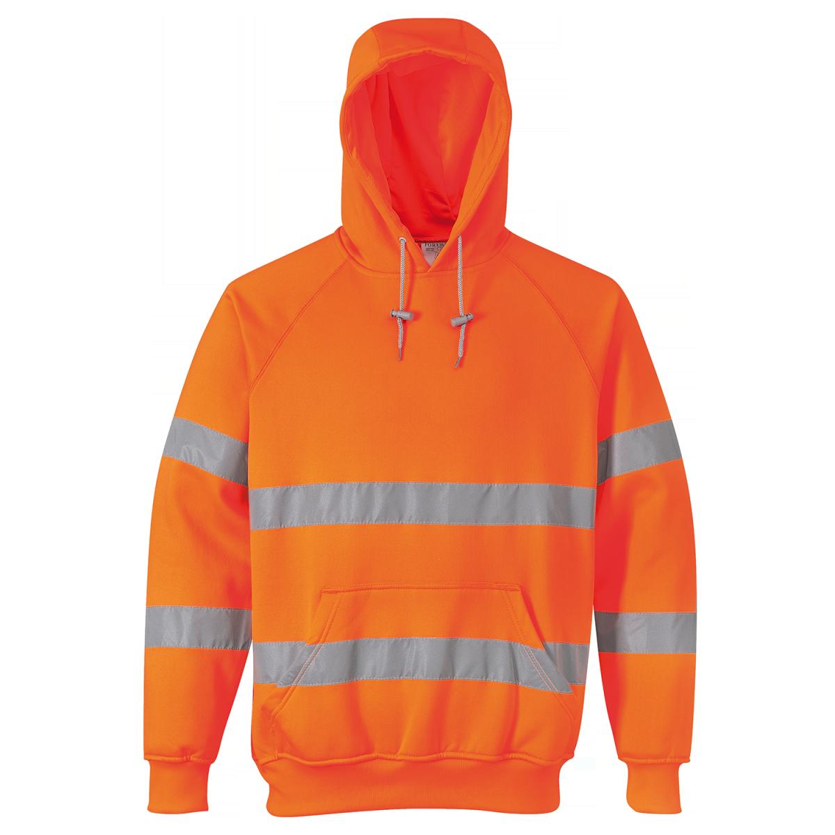 Warnschutz Hoody-Sweatshirt