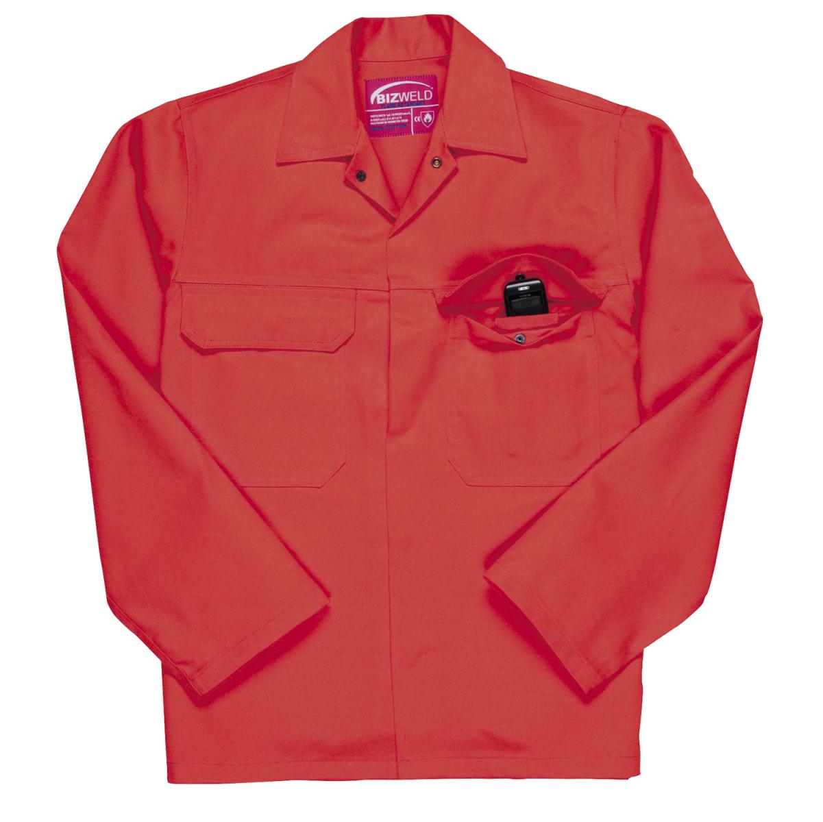 Schweißerschutz Jacke