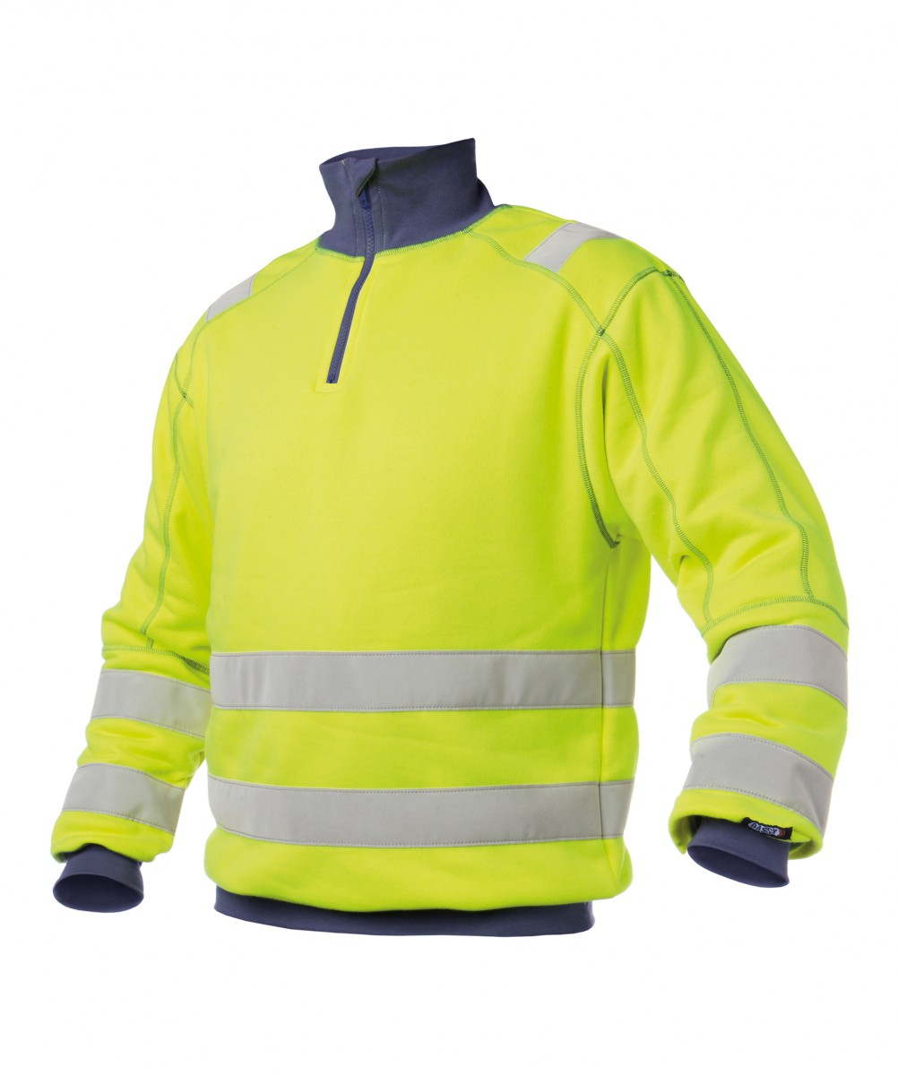 Powerwork+ Warnschutzsweatshirt Sudbury
