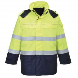 Multinorm Warnschutz Jacke