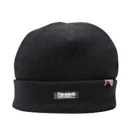 Mütze aus Fleece mit Thinsulate