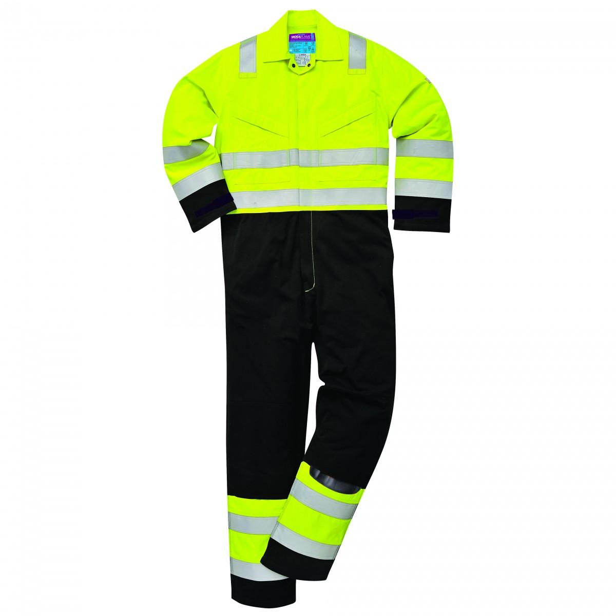 MODAFLAME Flammschutz Warnschutz Overall