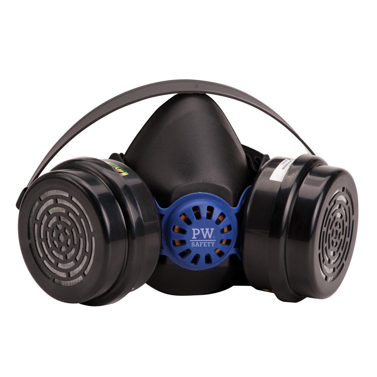 Atemschutz Halbmaske mit Bajonett-System