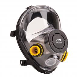 Atemschutz Vollmaske mit Bajonett-System