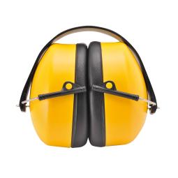 Faltbarer Kapselgehörschutz