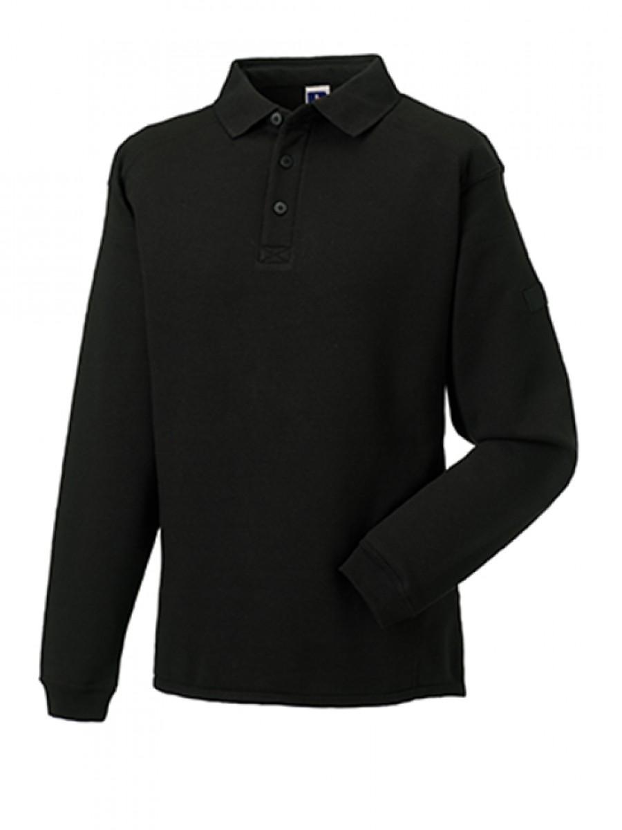Workwear Polo-Sweatshirt
