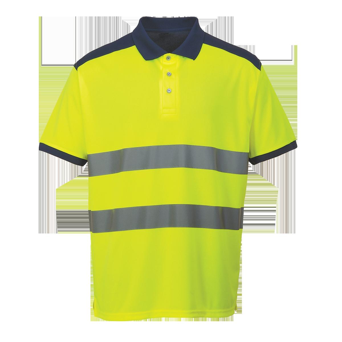 Warnschutz Poloshirt Executive
