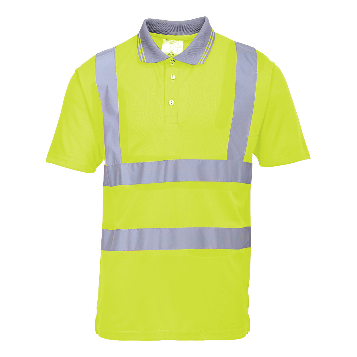 Warnschutz Poloshirt