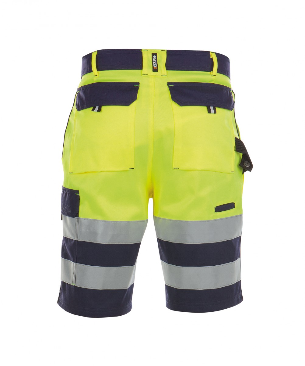 Powerwork Warnschutzshorts Brooks